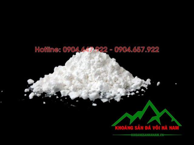 Bột đá CaCO3 sản xuất kem đánh răng