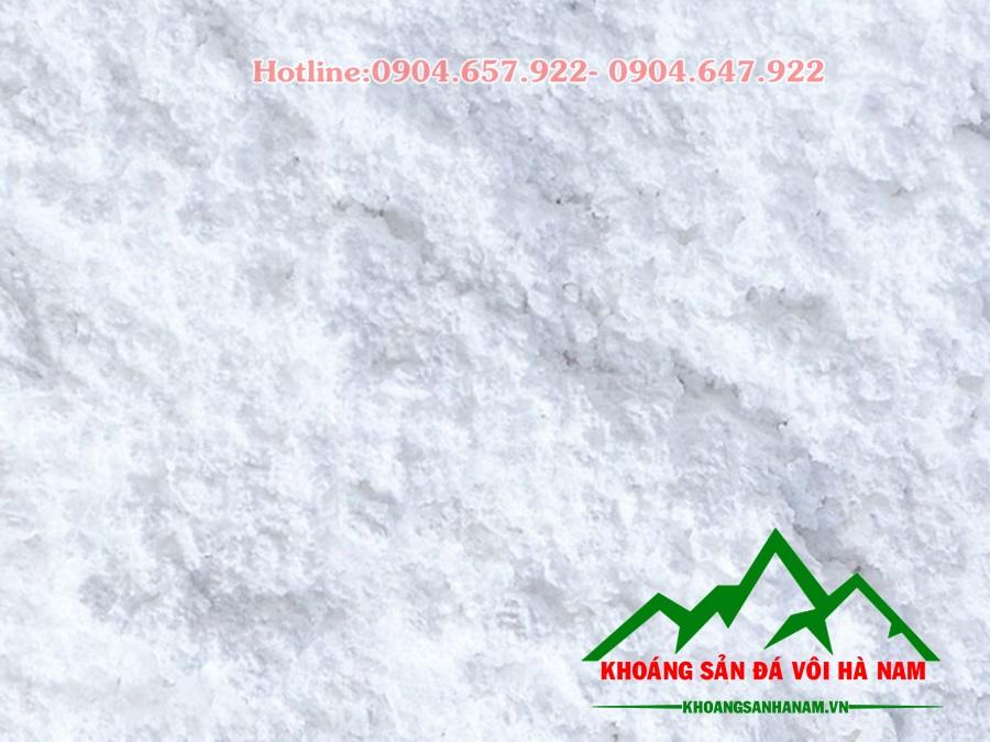 bột đá calcium carbonat