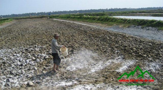 hướng dẫn bán vôi bột vào các tỉnh miền tây