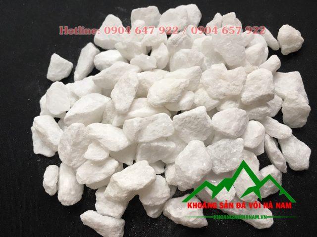 đá hạt trắng muối