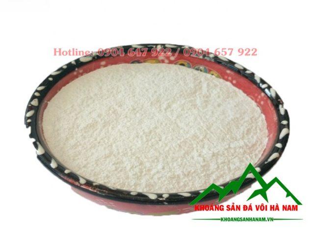 ngành sản xuất bột đá caco3
