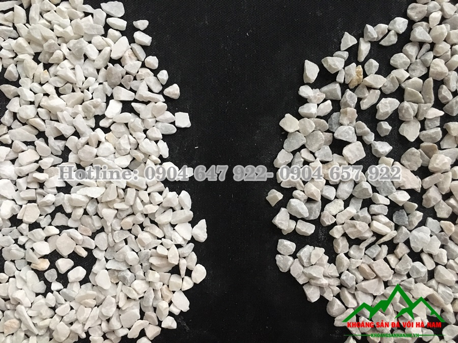 đá hạt trắng, đá lơ