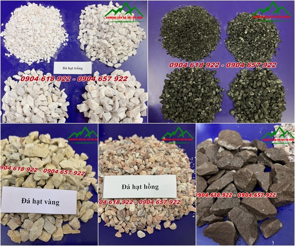 đá hạt