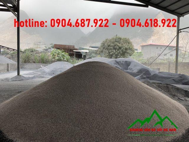 nguyên liêu sản xuất đá hạt hồng