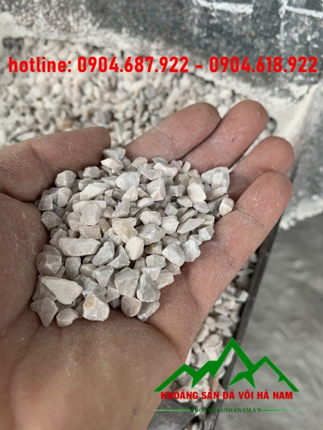 Cung cấp đá hạt số lượng lớn giá thành ưu đãi nhất cho quý khách hàng