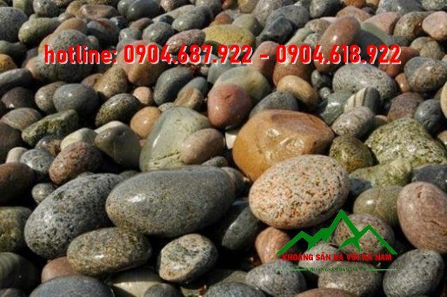 đá cuội suối