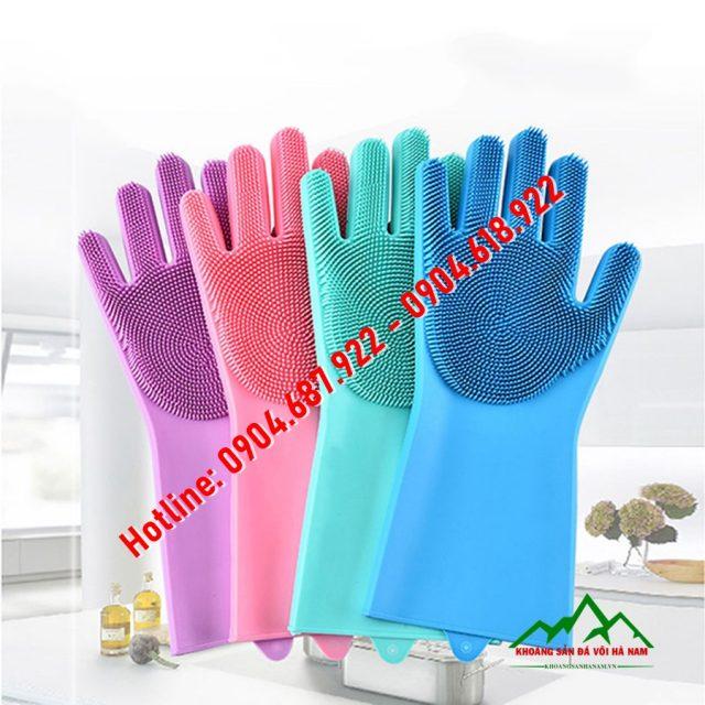 bột màu sản xuất gang tay cao su