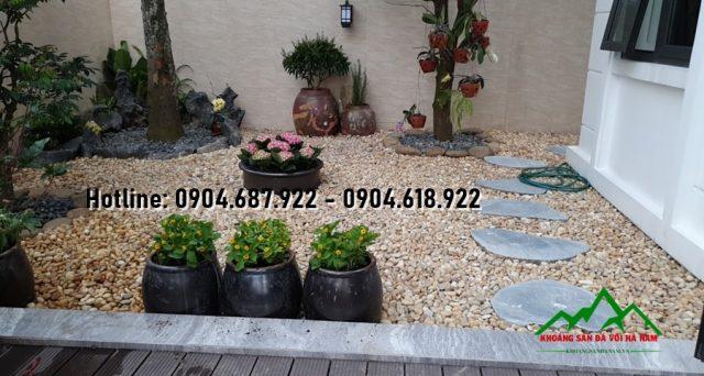 Trang trí sân vườn tại Hải Phòng