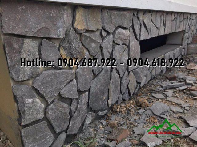 đá ốp chân tường