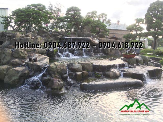 thác nước nhân tạo