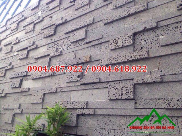 đá ghép óp tường 3D