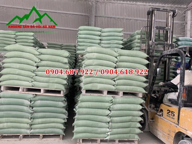 sản xuất bột đá