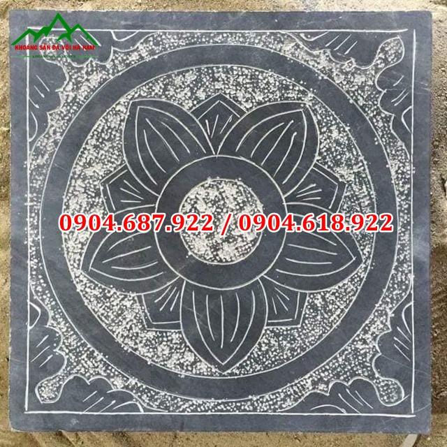 đá xanh đen băm mặt hoa tiết11