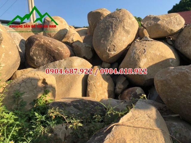 đá cuội suối kích thước lớn