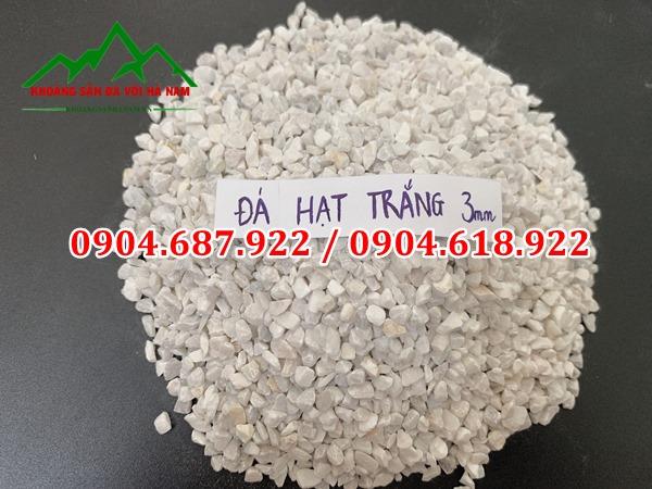 đá hạt trắng tại tp.hcm