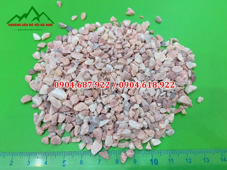 đá cấp đá hạt hồng giá rẻ