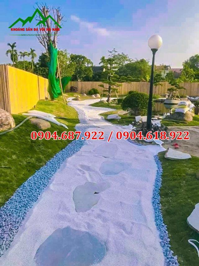 Trang trí sân vườn tại Quảng Ninh